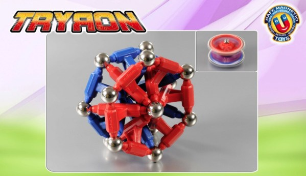 Tryron magnetic 175 piese 15