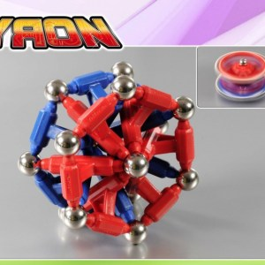 Tryron magnetic 175 piese 30