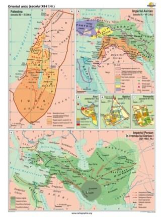 Orientul antic (secolul XII-I i.Hr.)