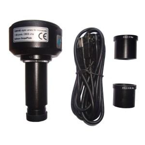 Camera video pentru microscop 1,3 MP 11