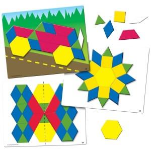 Joc Tangram - Modele si sabloane 8