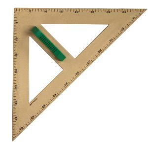 Trusa de instrumente geometrice pentru tabla RE-Wood® 11
