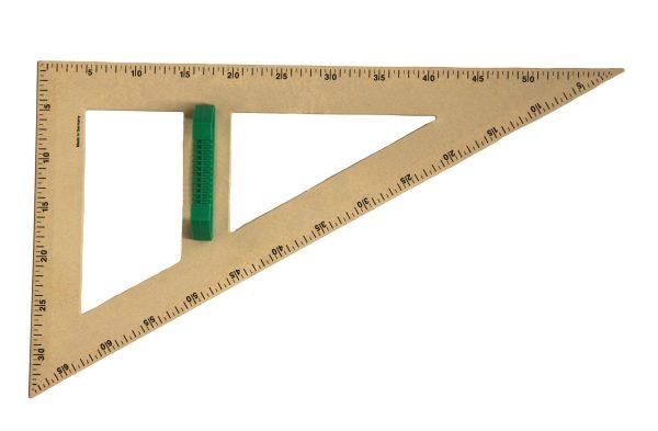 Trusa de instrumente geometrice pentru tabla RE-Wood® 7