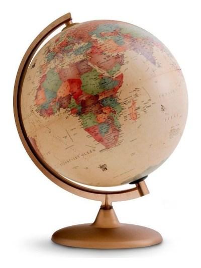 Glob geografic pamantesc iluminat Discovery