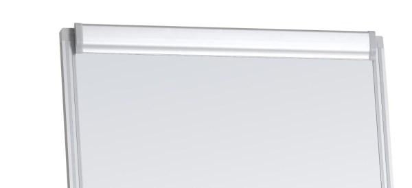 Flipchart magnetic mobil cu role 4