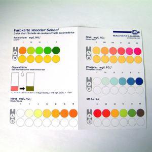 Analiza apei - Trusa cu reactivi 7
