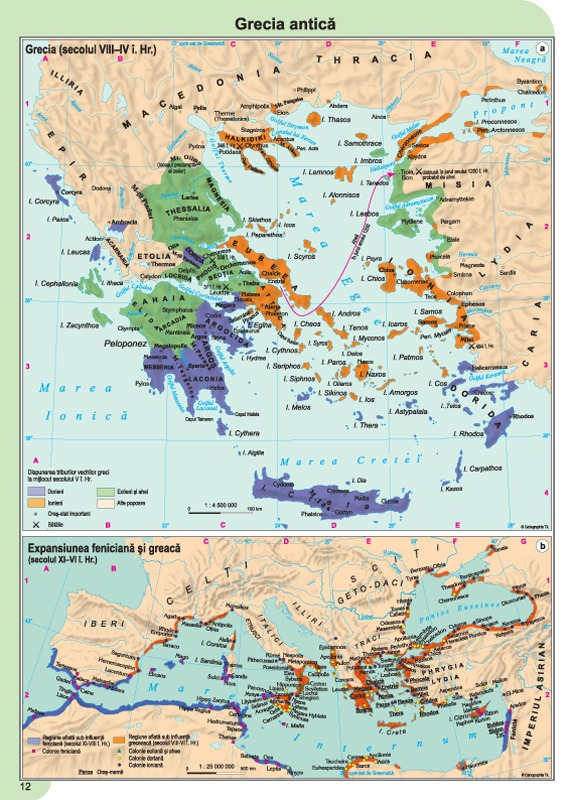 Atlas istoric scolar 3