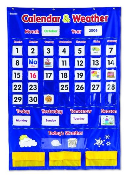 Calendar educativ