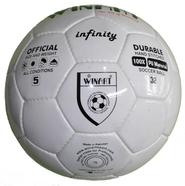 Minge fotbal pentru suprafete multiple Infinity 5