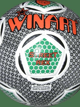 Minge fotbal Street Rex