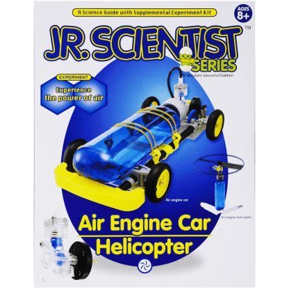 Masina - Elicopter cu aer comprimat