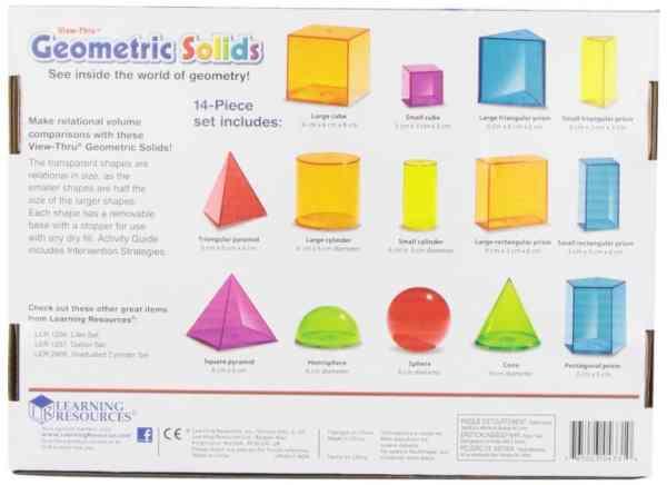 Forme geometrice colorate 5