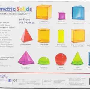 Forme geometrice colorate 12