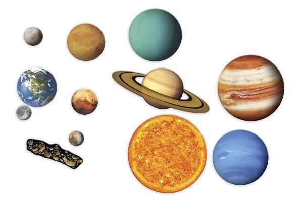 Sistem solar magnetic 5
