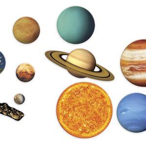 Sistem solar magnetic 8