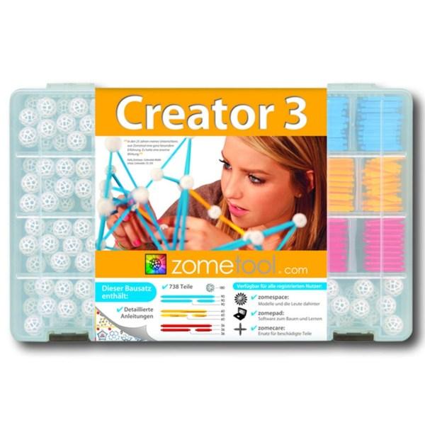 Zometool - Creator 3 18