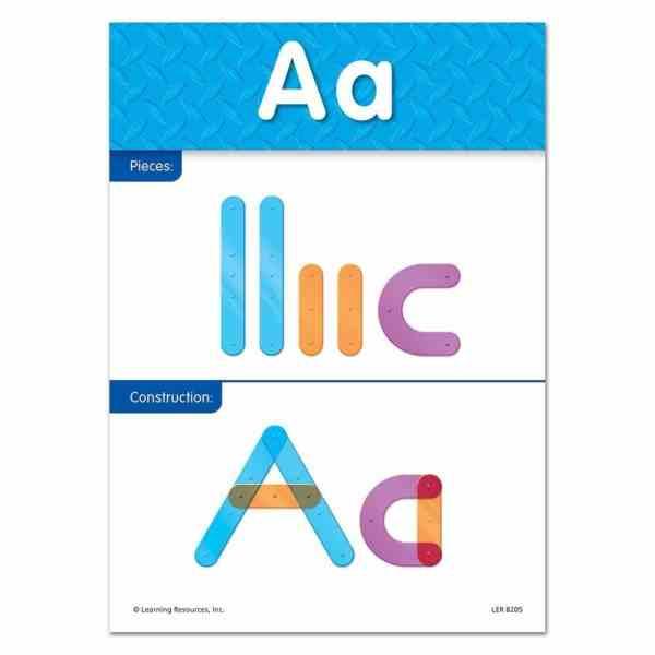 Sa construim alfabetul 12