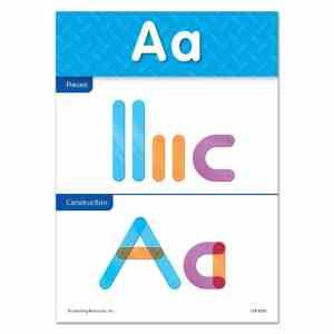 Sa construim alfabetul 23