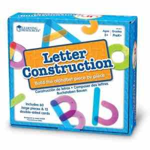 Sa construim alfabetul 25