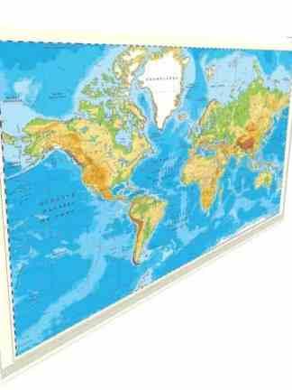 Sistem de rulare electric pentru hartile gigant