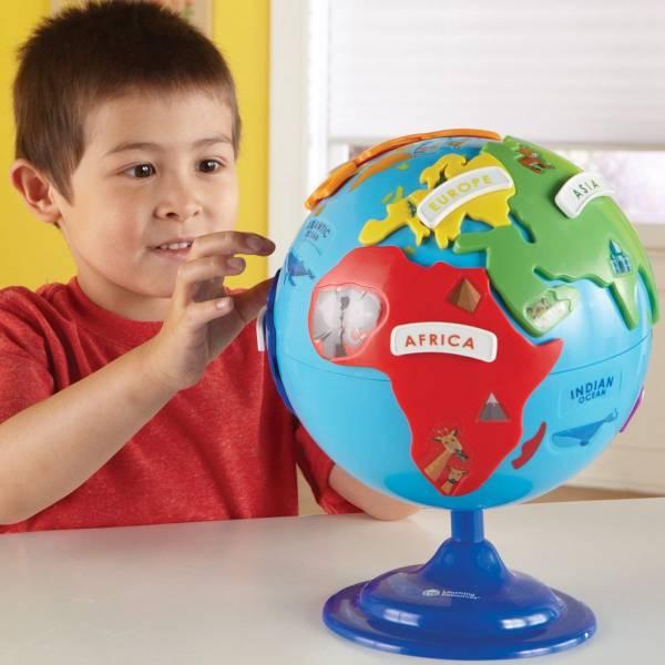 Primul meu glob pamantesc 8