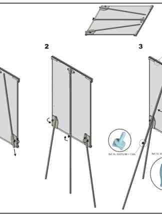 Flipchart X-tra Line standard