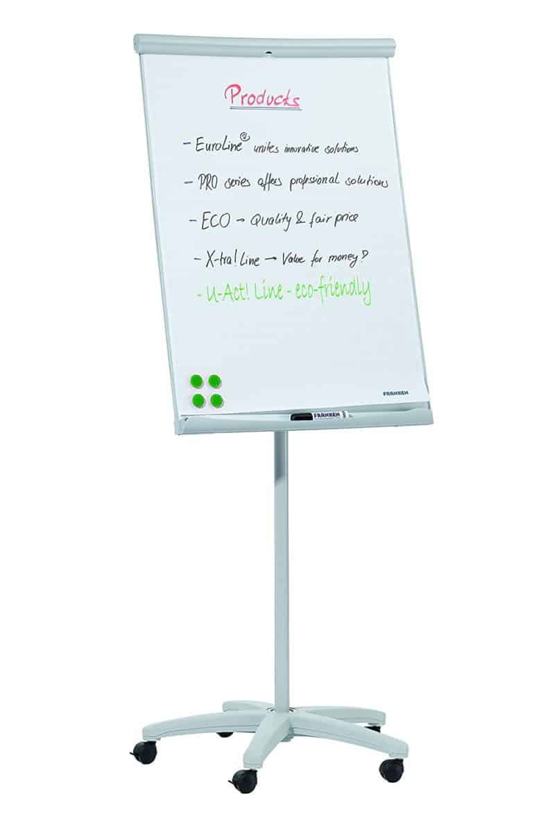 Flipchart magnetic U-Act! Line stand mobil