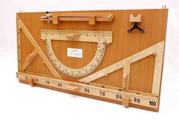 Instrumente pentru tabla pe suport - lemn 5