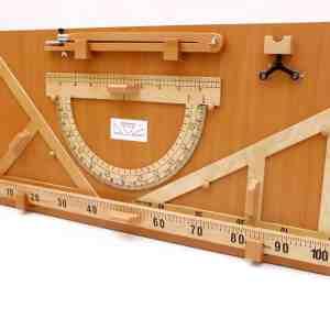 Instrumente pentru tabla pe suport - lemn 11