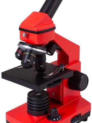 Microscop Rainbow 2L PLUS Orange