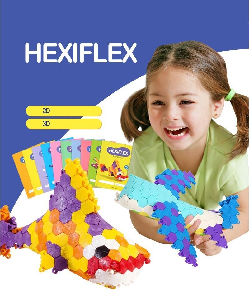 Hexiflex 1250 piese