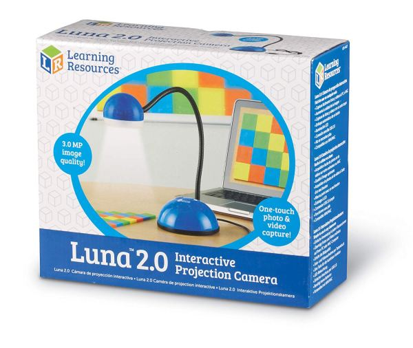 Camera interactiva Luna™ 2.0 8