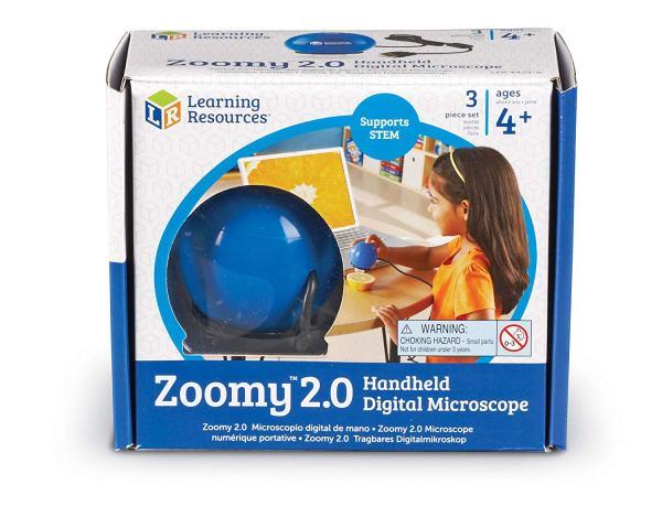 Microscop digital portabil Zoomy™ 2.0 8