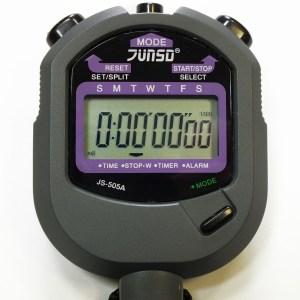 Cronometru digital cu baterie de litiu 8