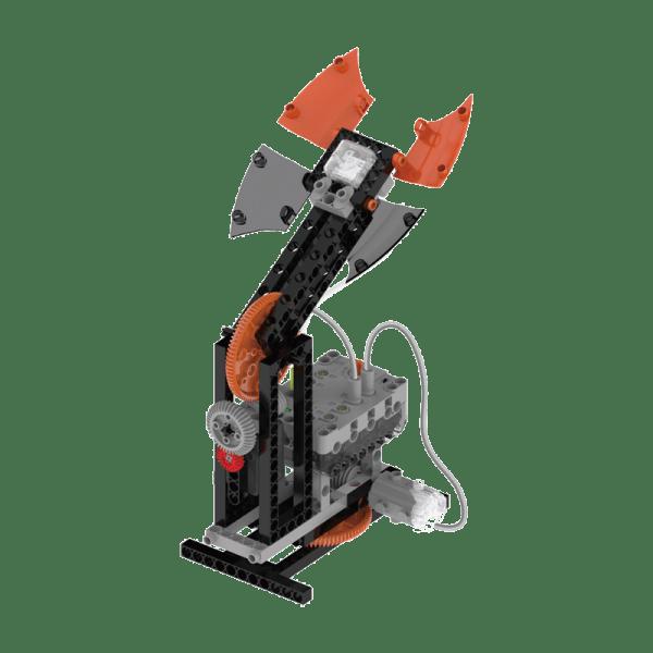 Kit robotic programabil 306 piese 10