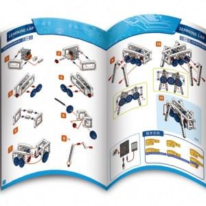 Kit robotic programabil S4A 13