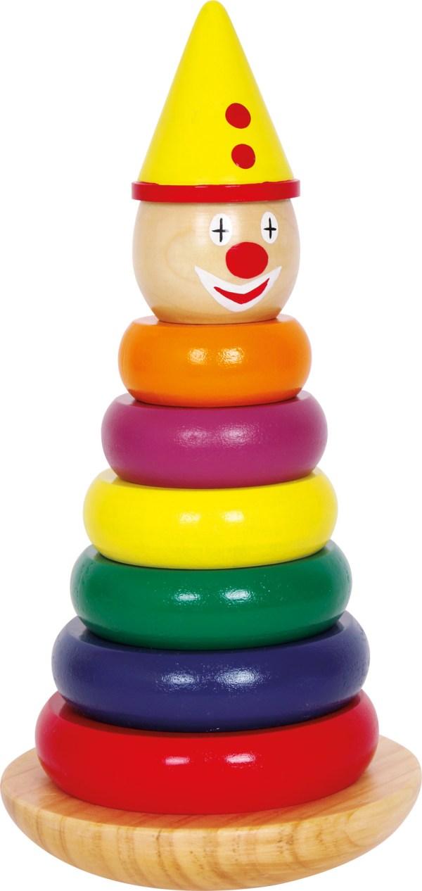 Joc piramida - Clown 3