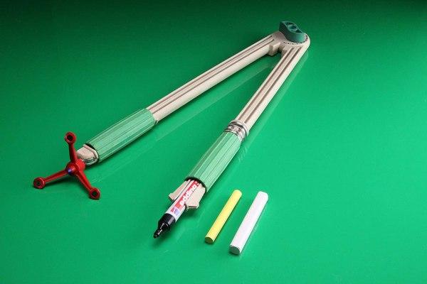 Compas pentru tabla Magnetic RE-Wood® 4
