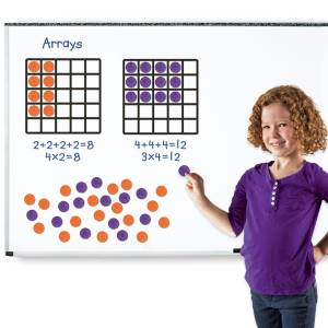 Invatam inmultirea numerelor in joaca 8