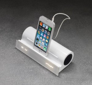 "alt=""bagno-design-musica-docking-station-effegibi"""