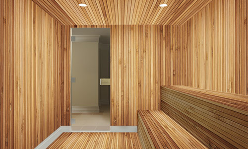 5 step per una sauna o bagno turco ottimale materialiedesign - Differenza sauna bagno turco ...