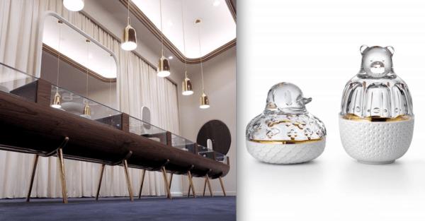 "alt=""architetturaedesignsitingonod'oro-kuwait-gioielleriaoctium-baccarat-seriezoo-jaimehayon"""