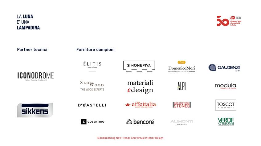 "alt=""Trends e tendenze - Design hotel - Moodboard - Aziende partner"""