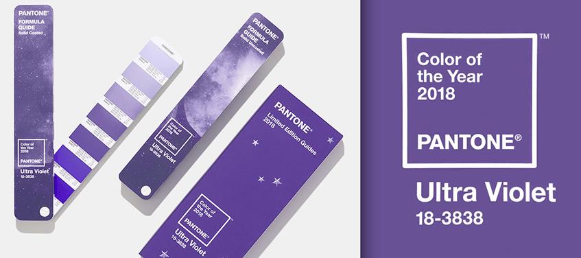 "alt=""Pantone 2018 - Ultra violet 18-3838 - Mazzetta Pantone 2018"""