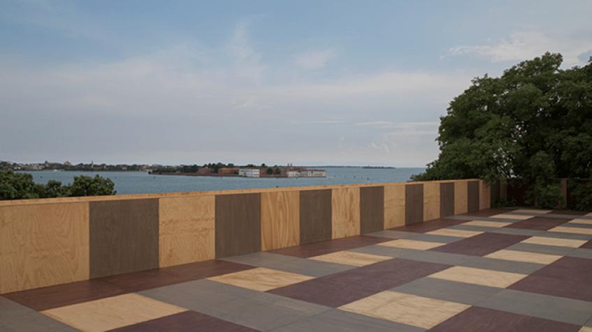 "alt=""Biennale a Venezia - Island The British Pavilion - Padiglione Gran Bretagna"""