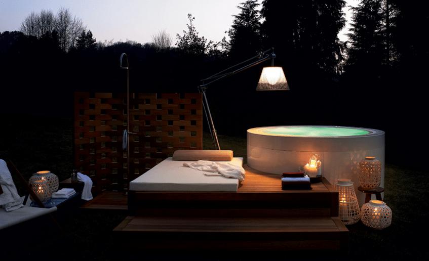 "alt=""Mini piscine in terrazzo - Minipool Zucchetti"""