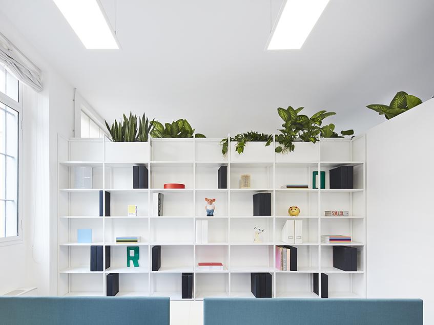 "alt=""Librerie - Bertero projects - IED Istituto Europeo Design - Omar Sartor - 100x100 factory - Milano"""
