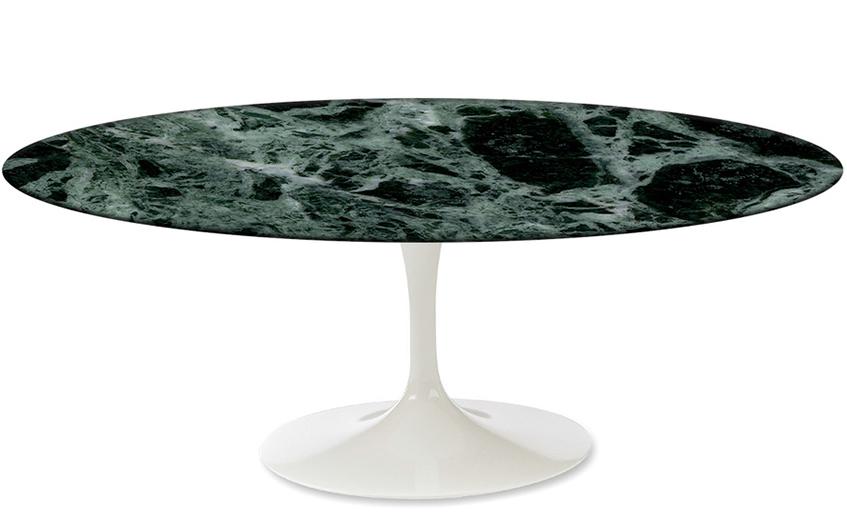 """alt=""""Zodiaco e design - Oroscopo di design 2019 - Segni di terra - Toro Capricorno Vergine - Saarinen table di Knoll"""""""