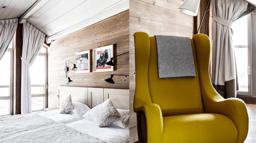 "alt=""Settimana bianca tra storia e design - Hotel des 3 Vallees - Courcheval"""