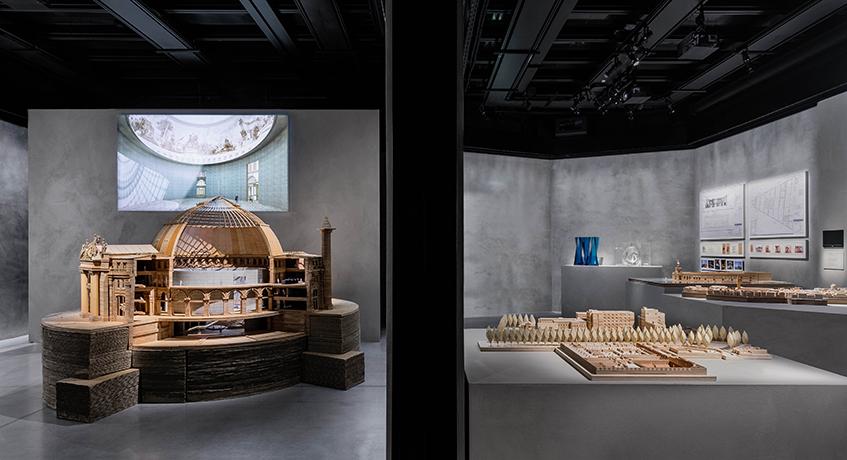 """alt=""""Mostre d'arte e architettura per l'estate - Armani Silos - The challenge - Tadao Ando"""""""